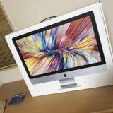 iMac[Retina 5k 27インチ2017]を購入しました