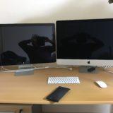 iMacにサブディスプレイを追加(思い付き準備編)